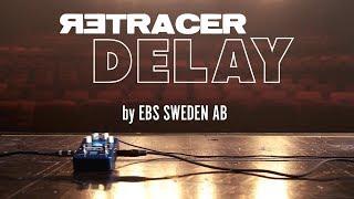 Ebs Pédale de delay numérique stéréo - Video
