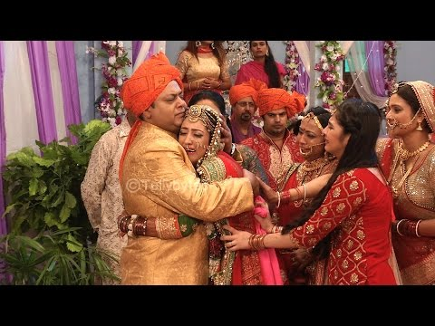 Sanchi's BIDAAI in Ek Rishta Sajhedari ka