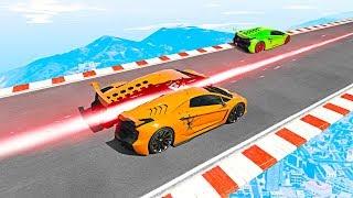 WORLD'S MOST DIFFICULT STUNT RACE IN GTA 5!