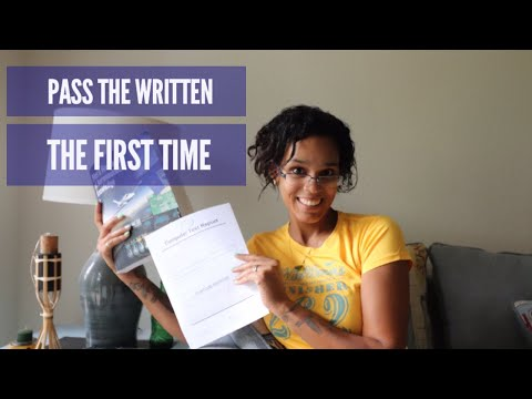 How I passed all my FAA written exams on my first try - YouTube
