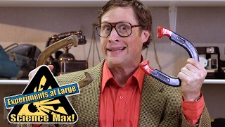 Gambar cover Science Max | MAGNETS - PART 1 | Science Max Season1 Full Episode | Kids Science