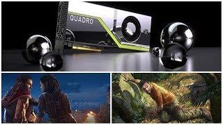 Nvidia выпускает видеокарту за 10 000 $ | Игровые новости