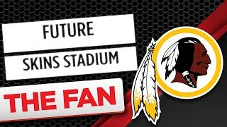 What Does Future Hold for Next Redskins Stadium?