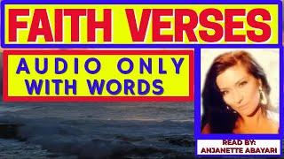 Bible Verses No Music (VOICE ONLY) / Bible Verses NKJV / Bible Scriptures NKJV /