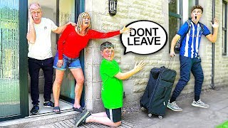 i'm MOVING OUT PRANK on my FAMILY! *Gone Too Far*