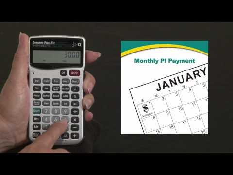 Qualifier Plus IIIx - Monthly PI Payment