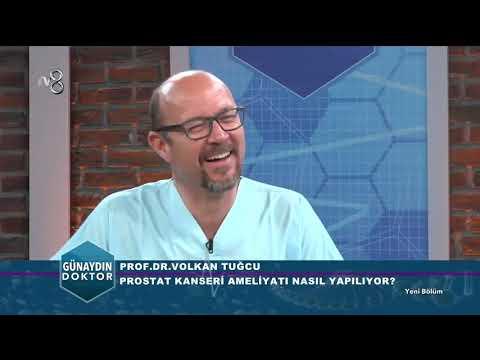 Her erkek prostat kanseri riski taşır mı? Prof. Dr. Volkan Tuğcu-
