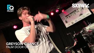 Greyson Chance Live at SXSW 2019