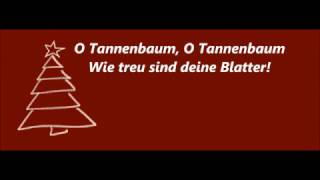 O Tannenbaum GERMAN CHRISTMAS words lyrics best top popular favorite trending sing along song songs