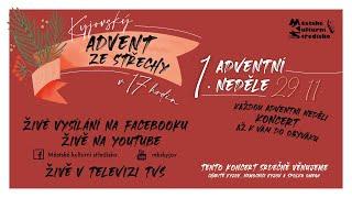 Video Kyjovský advent ze střechy 29.11.