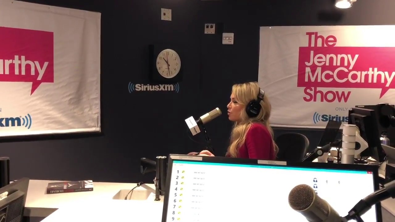 Heather Monahan on The Jenny McCarthy Show by SiriusXM