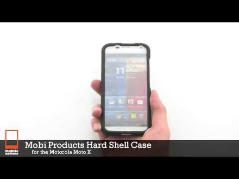 Mobi Products Hard Shell Case for Motorola Moto X