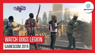Trailer Gamescom 2019