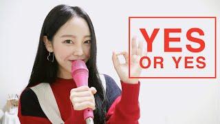 트와이스 (Twiceトゥワイス) - YES or YES , Cover by 네버다희 Never dahee