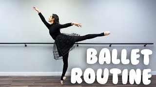 Ballet Tutorial For All Levels I Choreography With @MissAuti
