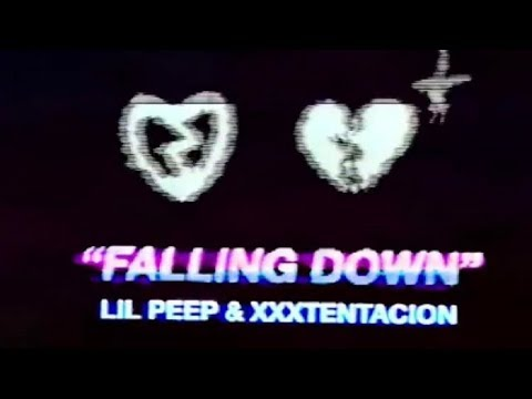 Lil Peep & XXXTENTACION - Falling Down (1 HOUR LOOP)