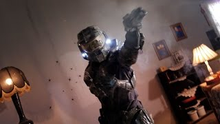 Halo VS Call of Duty - dooclip.me