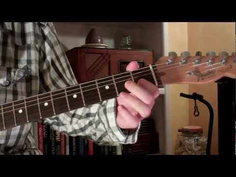 How To Play C over D Chord On Guitar C/D