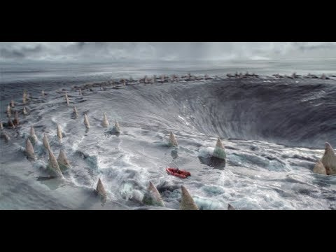 The Sea Monsters Arriving Percy's Boat Scene | Percy Jackson (2013)