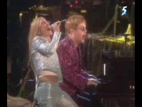Anastacia & Elton John