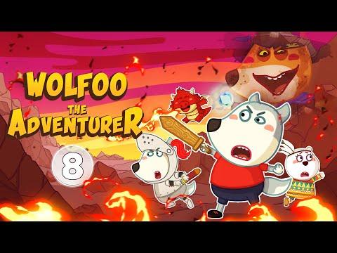 Wolf Family NEW! 💥 Wolfoo the Adventurer - Episode 8 💥 Wolfoo Series Kids Cartoon