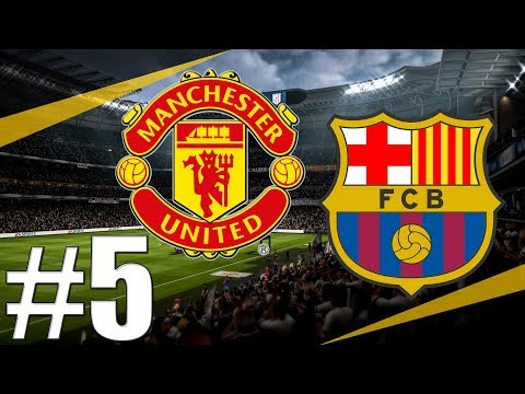 FIFA 18   Barcelona V Premier League!?   DRTÍME SOUPEŘE!?   #5   CZ/SK
