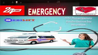 Advanced Life-Support Ambulance Service in Darbhanga and Madhubani