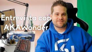 Así es AKAWonder, el español que triunfa en Hearthstone