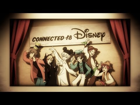 『Connected to Disney 』全曲クロスフェード
