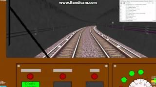 [openBVE] C651 Set 219-220 On City Express Line (include 3D FHPSD)