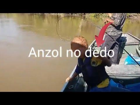 Família que pesca