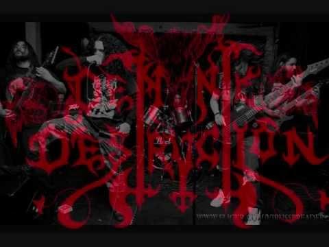 Demonic Destruction - Mutilado Bastardo