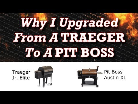 Pit Boss Pellet Grill Vs Traeger – What's The Best Pellet Smoker For Your Money In 2018?