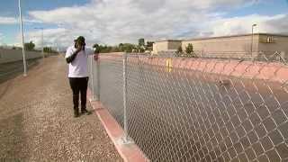 Homeless Teen in Las Vegas