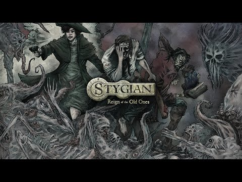 Stygian: Reign of the Old Ones - Release Date Trailer [Lovecraftian RPG] thumbnail