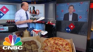 Domino's Pizza CEO: What's Cooking Behind Earnings | Mad Money | CNBC