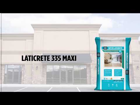 LATICRETE 335 Multipurpose Adhesive