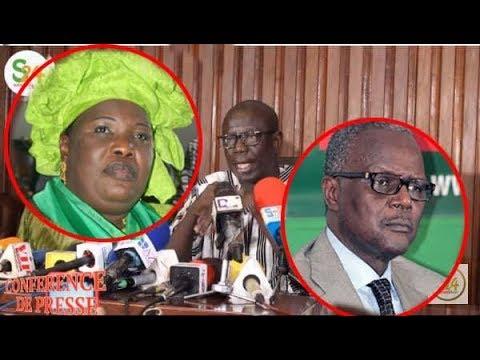 Aminata Mbengue Ndiaye remplace Ousmane Tanor Dieng à la tête du parti socialiste (Ps)