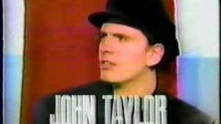 Duran Duran Talk 'Liberty' - 8/90
