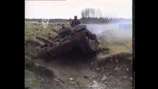 Шведы испытывают Т-72
