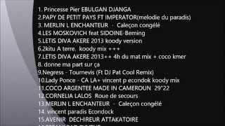 les meilleurs bikutsi mix 2014 by koody dj le renouveau