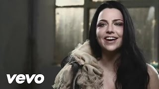 Evanescence - My Heart Is Broken (Behind The Scenes)