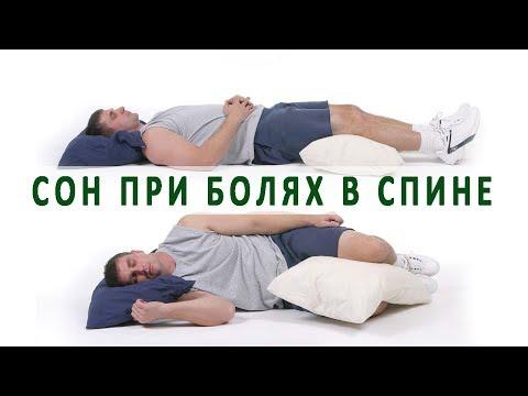 Гимнастика для снятия боли в пояснице
