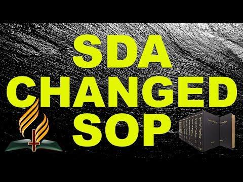 SDA CHANGED SOP