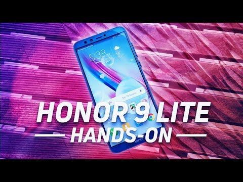 Honor 9 Lite Hands-On: Four Lenses on a Budget