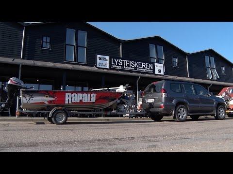 Geddefiskeri på Stadil Fjord afsnit 1