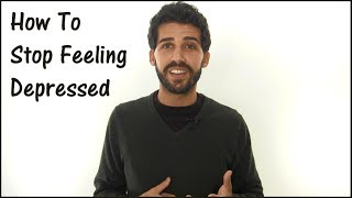 How To Stop Feeling Depressed - Instant Relief From Depression