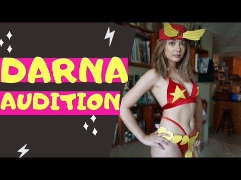 Darna Audition 2019 (Balik Artista) | CRISHA UY