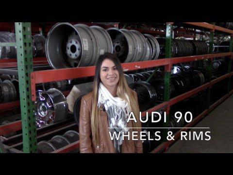 Factory Original Audi 90 Wheels & Audi 90 Rims – OriginalWheels.com