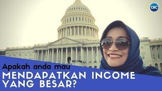 Apakah anda mau mendapatkan income yang besar?